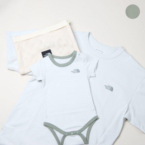 THE NORTH FACE (ザノースフェイス) S/S Line Graphic Tee / ショートスリーブ ライン グラフィックTシャツ