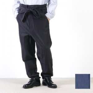 RICEMAN (ライスマン) Belted Lounge Pants / ベルトラウンジパンツ