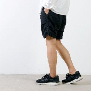 MOUNTAIN EQUIPMENT (マウンテンイクイップメント) Puckering Water Shorts / パッカリング ウェザー ショーツ