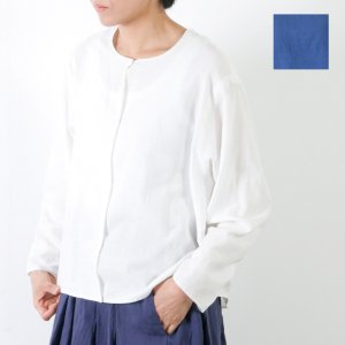 Lin francais d'antan (ランフランセダンタン) Quellier (ケリエ)シャツジャケット