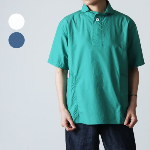 LOLO (ロロ) 定番プルオーバー 半袖シャツ size:S