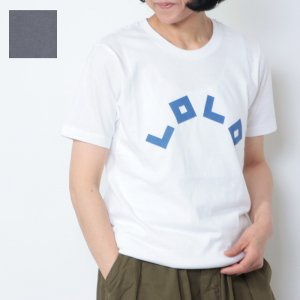 LOLO (ロロ) LOLO ロゴTシャツ size:S