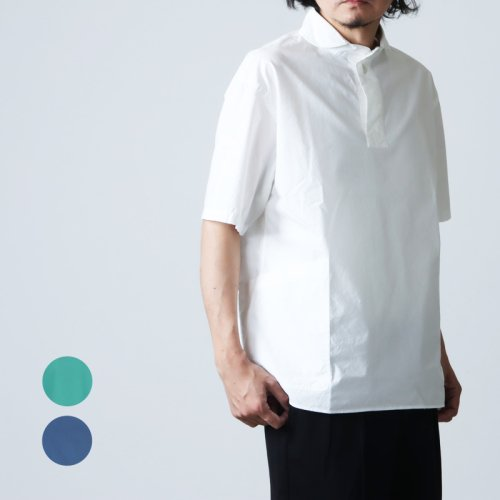 LOLO (ロロ) 定番プルオーバー 半袖シャツ