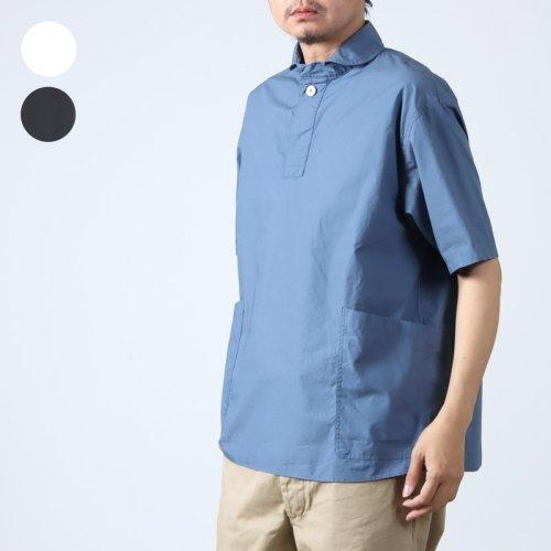 LOLO (ロロ) 定番プルオーバー型半袖シャツ