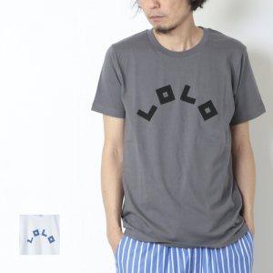 LOLO (ロロ) LOLO ロゴTシャツ