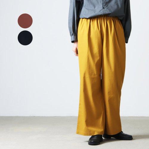 style + confort (スティールエコンフォール) 1/40 リネン ラップスカート