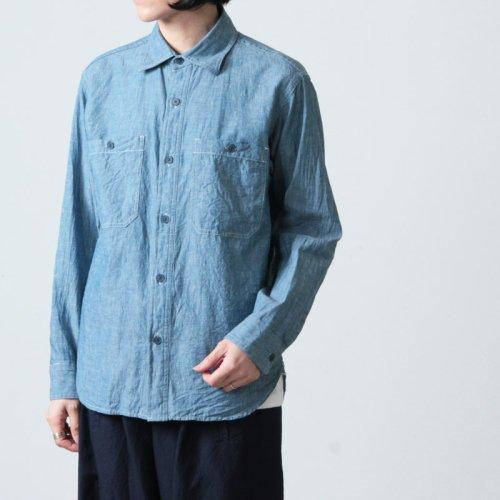 YAECA (ヤエカ) CREW NECK-T / 丸胴 クルーネック Tシャツ