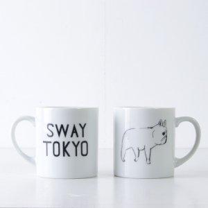 CLASKA (クラスカ) SWAY TOKYO マグ / スウェイ東京マグ