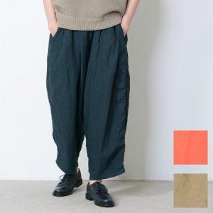 Ordinary Fits (オーディナリーフィッツ) BALL PANTS linen / ボールパンツリネン