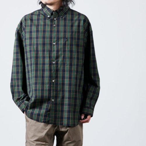 nisica (ニシカ) プルオーバーシャツ