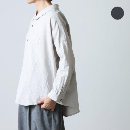 Ordinary Fits (オーディナリーフィッツ) BARBER SHIRT dot / バーバーシャツ ドット