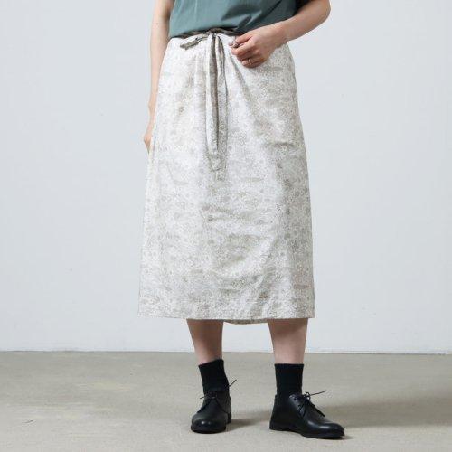 YAECA (ヤエカ) CREW NECK POCKET TEE / クルーネック ポケットTシャツ