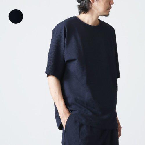 CURLY (カーリー) ADVANCE HS BORDER TEE / アドバンスハーフスリーブボーダーTシャツ