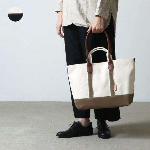 Hender Scheme (エンダースキーマ) 2 tone wool cap