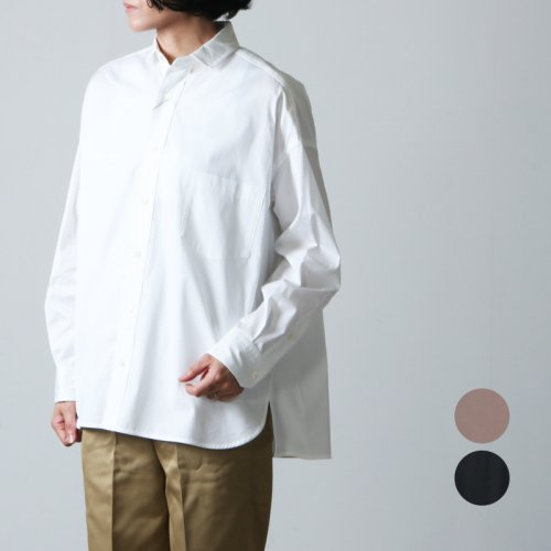 TICCA (ティッカ) スクエアビッグシャツ