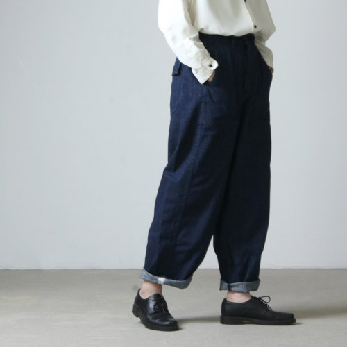 Ordinary Fits (オーディナリーフィッツ) JAMES PANTS one wash