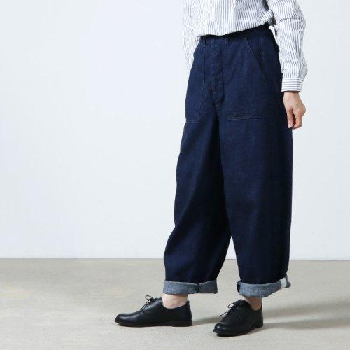 Ordinary Fits (オーディナリーフィッツ) JAMES PANTS one wash indigo / ジェームズパンツ ワンウォッシュ
