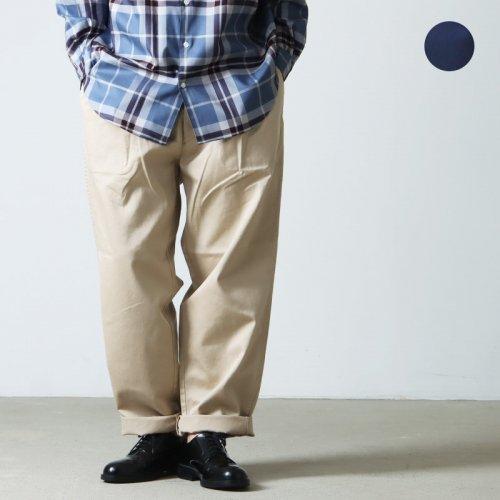 Graphpaper (グラフペーパー) Denim Tapered Pants / デニムテーパードパンツ