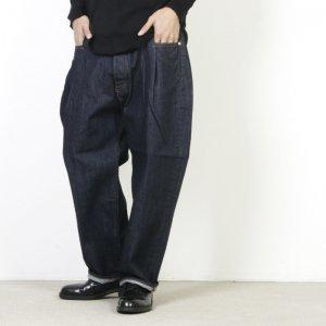 Ordinary Fits (オーディナリーフィッツ) TACK 5P DENIM one wash / タック5ポケットデニム ワンウォッシュ