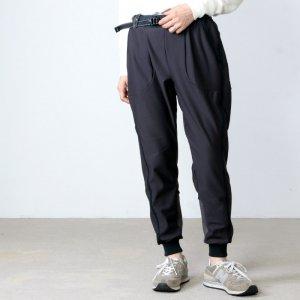 and wander (アンドワンダー) light fleece pants reflect for woman / ライトフリースパンツ リフレクト レディース