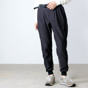 and wander (アンドワンダー) light fleece pants / ライトフリースパンツ
