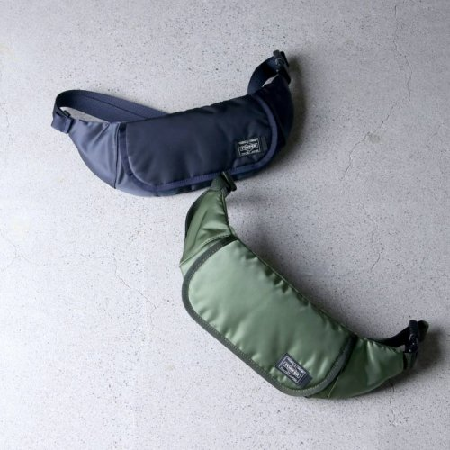 KAPTAIN SUNSHINE (キャプテンサンシャイン) Made by PORTER Travellers Funny Bag / メイドバイポーター トラベラーズファニーバッグ