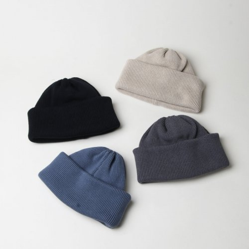 crepuscule (クレプスキュール) knit cap 1 / ニットキャップ1