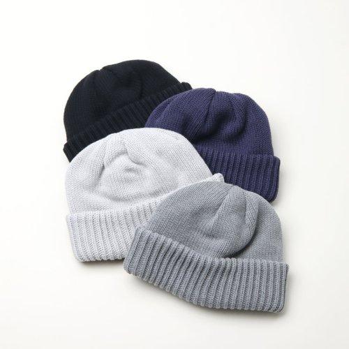 crepuscule (クレプスキュール) Knit cap / ニットキャップ