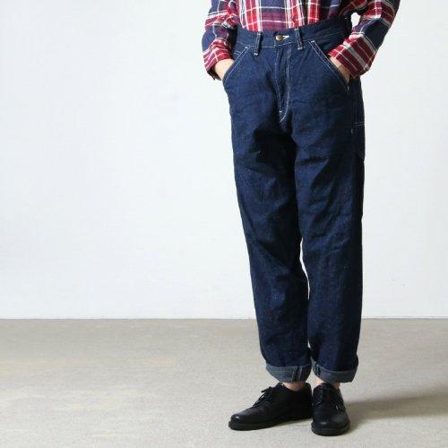 CAL O LINE (キャルオーライン) COMFORT PAINTER PANTS for Woman / コンフォートペインターパンツ レディースサイズ