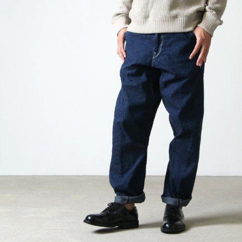 [THANK SOLD] CAL O LINE (キャルオーライン) COMFORT PAINTER PANTS for Man / コンフォートペインターパンツ メンズサイズ