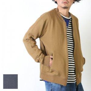 RICEMAN (ライスマン) Zip Up Sweater / ジップアップセーター