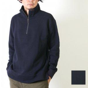 RICEMAN (ライスマン) Half Zip Sweater / ハーフジップセーター