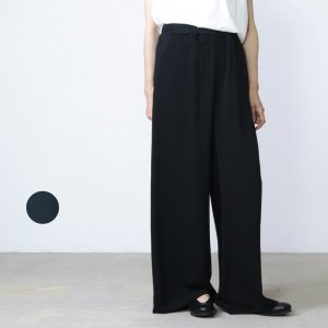 [THANK SOLD] Graphpaper (グラフペーパー) Satin Wide Cook Pants / サテンワイドコックパンツ