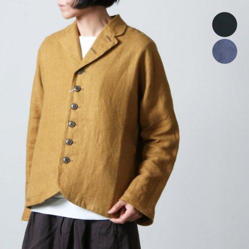 style + confort (スティールエコンフォール) ミリタリーサージ ドルマンジャケット