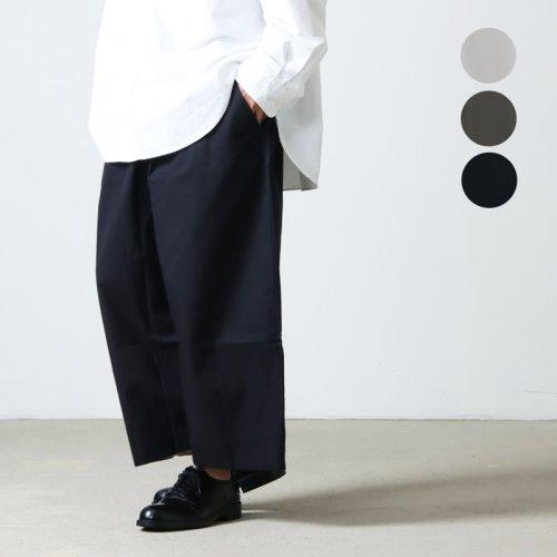 [THANK SOLD] have a good day (ハブアグッドデイ) Volume pants  For Men / ボリュームパンツ