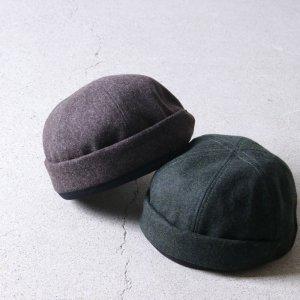 MT.RAINIER DESIGN (マウントレイニアーデザイン) WOOL SHALLOT HAT / ウールシャロットハット
