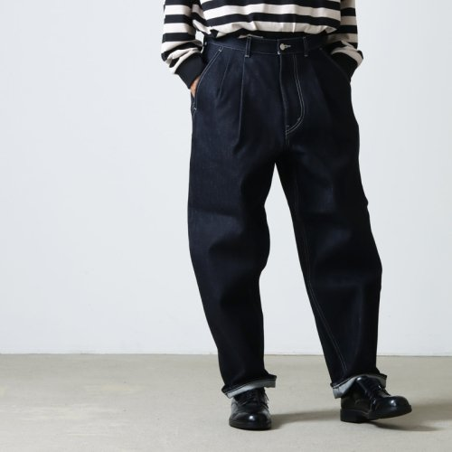 [THANK SOLD] Graphpaper (グラフペーパー) Cashmere Shaggy Crew Neck Knit / カシミヤシャギー クルーネックニット