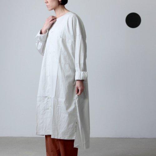 UNIVERSAL TISSU (ユニバーサルティシュ) タイプライターシャツドレス