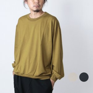FLAMAND (フラマン) LS OVERSIZED / MEN