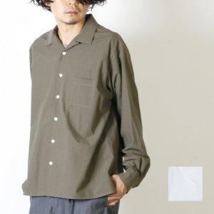 ironari (イロナリ) ファブリックシャツ