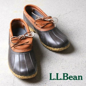 L.L.Bean (エルエルビーン) Men's Bean Boots Rubber Moccasins / メンズ ビーンブーツ ラバーモカシン