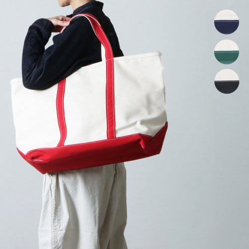 L.L.Bean (エルエルビーン) Boat and Tote Bag Large Zip-Top / ボート アンド トート ラージ ジップトップ