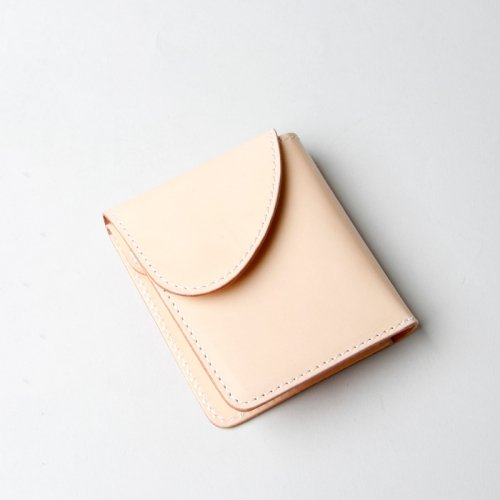 Hender Scheme (エンダースキーマ) natural patent leather wallet / ナチュラルパテントレザーウォレット