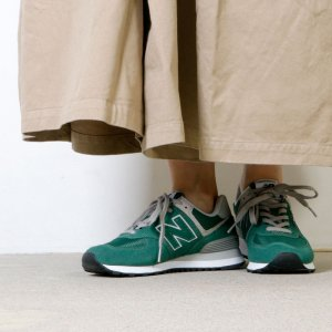 NEW BALANCE (ニューバランス) ML574 / ML574 #Forest Green Women
