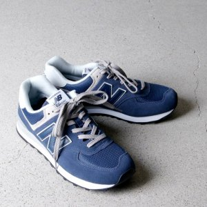 [THANK SOLD] NEW BALANCE (ニューバランス) ML574 / ML574 #Navy Men