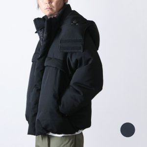 Graphpaper (グラフペーパー) Zanter for Graphpaper Down Jacket / ザンター グラフペーパー ダウンジャケット