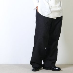 GARMENT REPRODUCTION OF WORKERS (ガーメントリプロダクションオブワーカーズ) BUCOLIC TROUSERS / ブコリックトラウザーズ