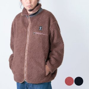South2 West8 (サウスツーウエストエイト) Piping Jacket - Synthetic Pile / パイピングジャケット