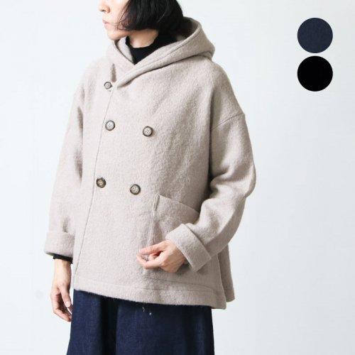mao made (マオメイド) 圧縮WOOLフードコート