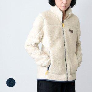 L.L.Bean (エルエルビーン) Women's Mountain Pile Fleece Jacket / レディース マウンテン パイル フリースジャケット